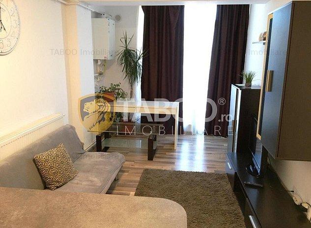 Apartament cu 2 camere si balcon de inchiriat pe strada Doamna Stanca - imaginea 1