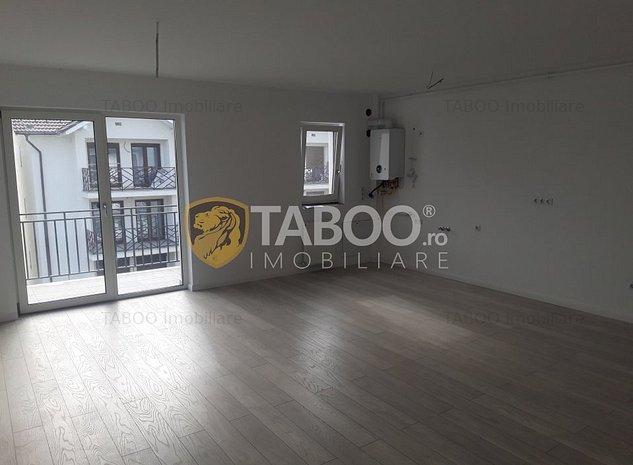 Apartament 3 camere 78 mp utili de vanzare zona Arhitectilor Sibiu - imaginea 1