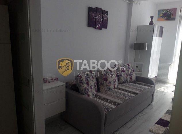 Apartament modern 2 camere la etaj intermediar zona Dedeman Sibiu - imaginea 1