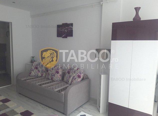 Apartament modern 2 camere finisat de vanzare 55 mp Dedeman Sibiu - imaginea 1