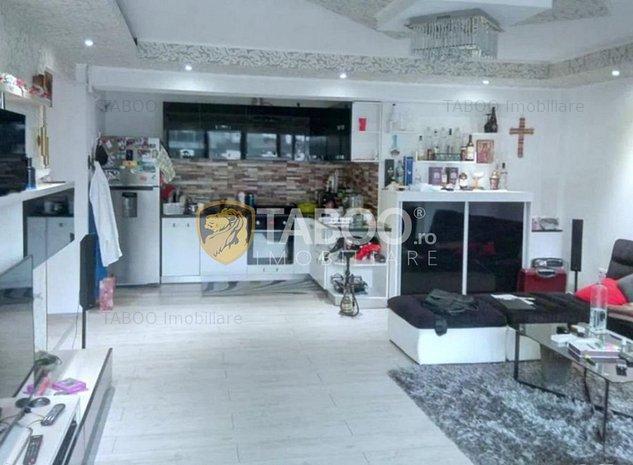 Apartament 3 camere modern Doamna Stanca Selimbar - imaginea 1