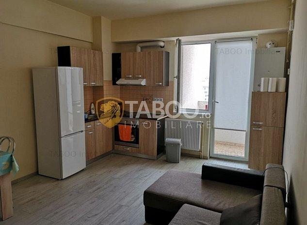 Apartament 2 camere decomandate 41 mp utili Sibiu zona Mihai Viteazu - imaginea 1