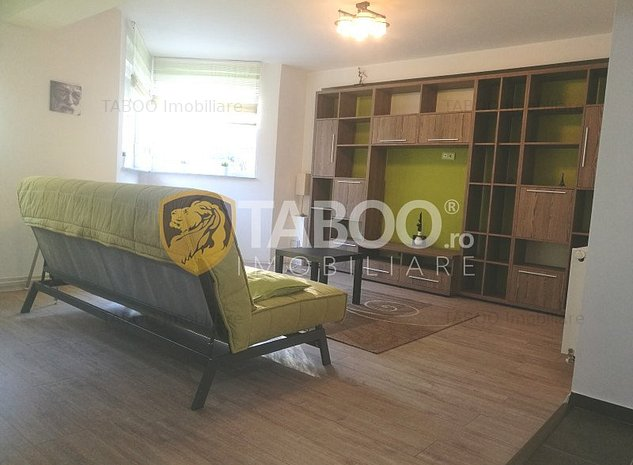 Apartament 3 camere 79 mp de vanzare in Sibiu zona Calea Dumbravii - imaginea 1