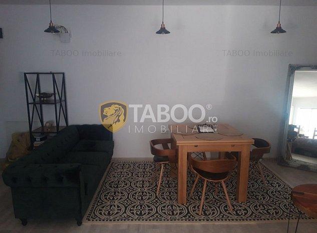 Apartament modern 3 camere de inchiriat zona Kogalniceanu Sibiu - imaginea 1