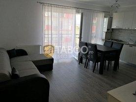 Apartament de închiriat 3 camere, în Sibiu, zona Periferie