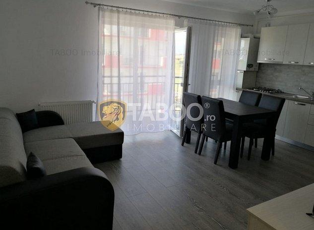 Apartament la prima inchiriere cu 3 camere Sibiu zona Magnolia - imaginea 1