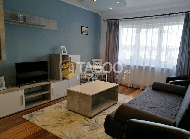 Apartament 3 camere 68 mp de inchiriat in Sibiu zona Siretului - imaginea 1