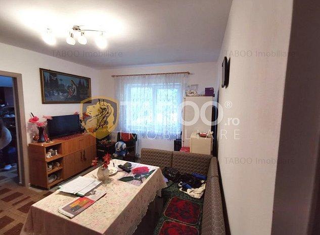 Apartament cu schimbare de destinatie de vanzare in zona Rahovei Sibiu - imaginea 1