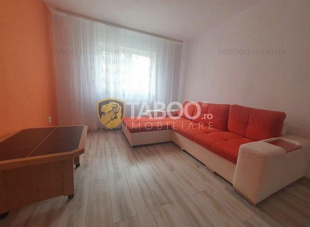 Apartament 2 camere decomandate de inchiriat in zona Calea Cisnadiei - imaginea 1