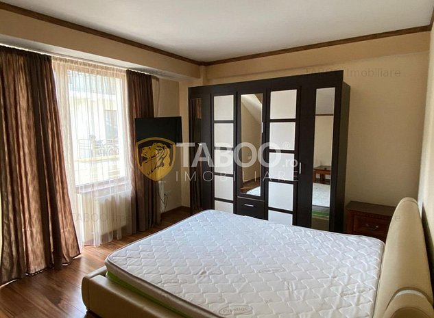 Apartament 5 camere 184 mp utili de vanzare parcare subterana Sibiu - imaginea 1