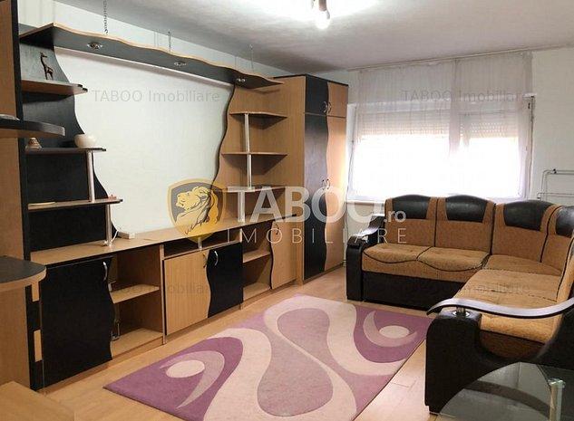 Apartament decomandat cu 2 camere de inchiriat zona Siretului Sibiu - imaginea 1