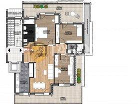 Penthouse de vânzare 4 camere, în Sibiu, zona Piaţa Cluj