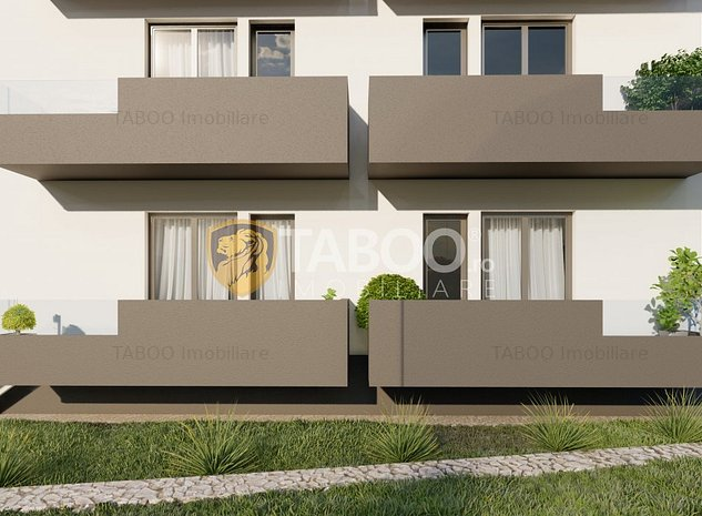 Apartament 2 camere etaj 2 intermediar de vanzare Comision 0 in Selimbar - imaginea 1