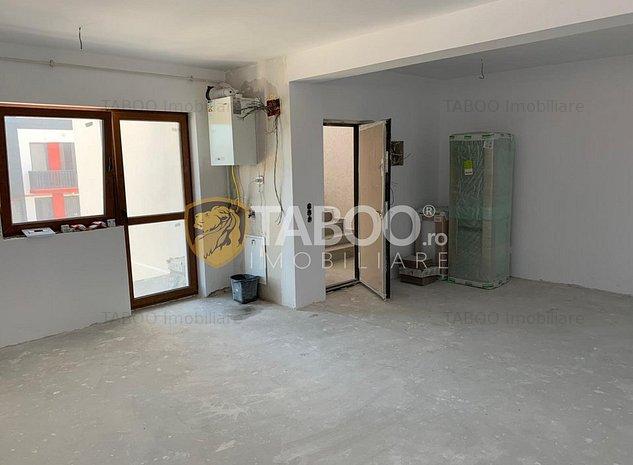 Apartament 2 camere 52 mp de vanzare in zona Calea Cisnadiei - imaginea 1