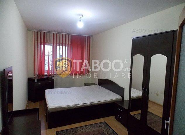 Apartament de inchiriat in Sibiu 3 camere zona Mihai Viteazu - imaginea 1