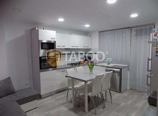 Apartament de vanzare 3 camere 60 mp utili in Sibiu zona Arhitectilor - imaginea 1