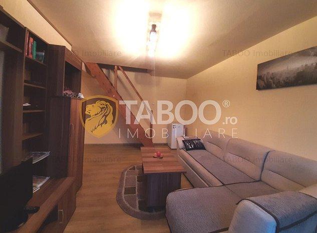Apartament cu 3 camere tip mansarda de inchiriat Mihai Viteazu Sibiu - imaginea 1
