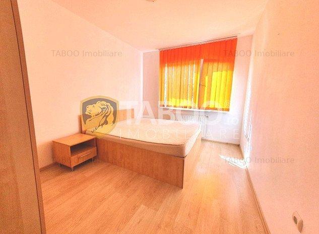 Apartament 2 camere si balcon de inchiriat in zona Tilisca din Sibiu - imaginea 1