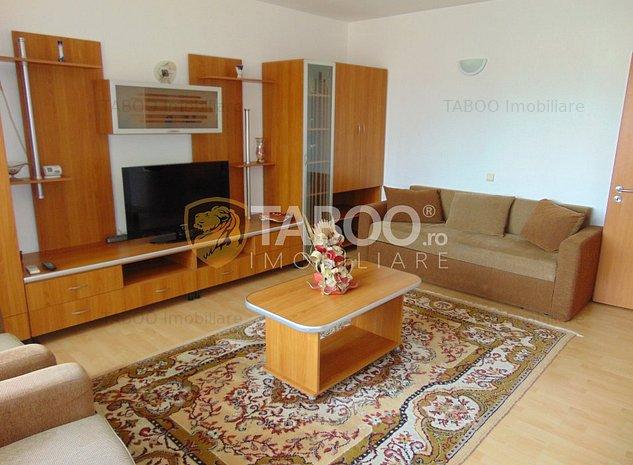 Apartament 2 camere 60 mp utili de inchiriat in Sibiu zona Siretului - imaginea 1