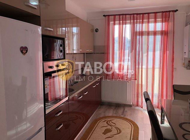 Apartament 2 camere de vanzare in Sibiu zona Calea Cisnadiei - imaginea 1