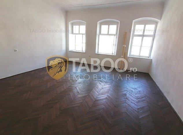 Apartament cu 1 camera de vanzare in Cisnadie Sibiu - imaginea 1