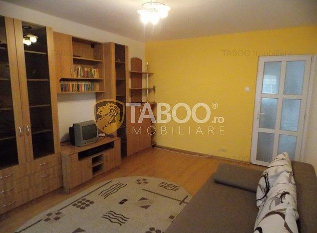 Apartament 2 camere decomandate de inchiriat in Sibiu zona Siretului - imaginea 1