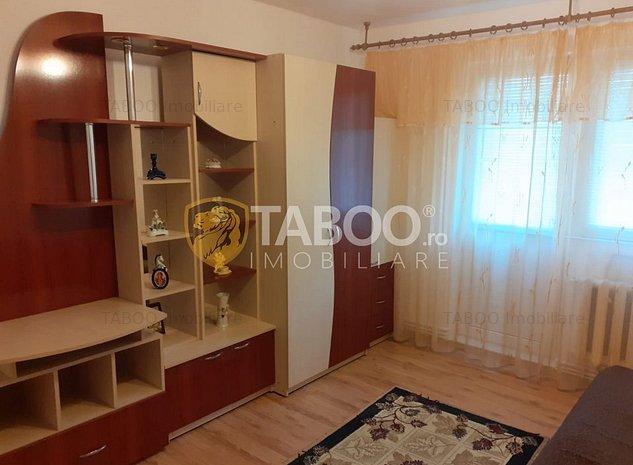 Apartament de inchiriat cu 2 camere Fagaras zona Tudor Vladimirescu - imaginea 1
