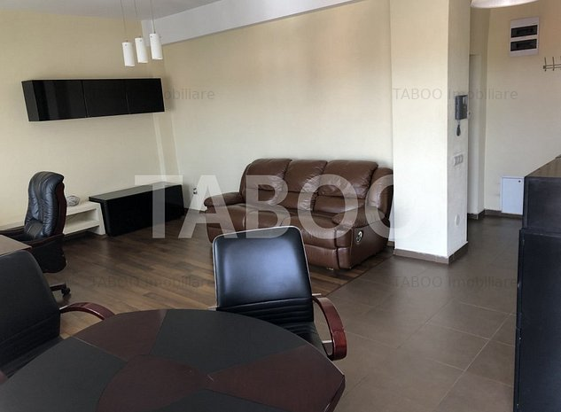 De inchiriat apartament 4 camere 2 bai Sibiu zona Calea Dumbravii - imaginea 1