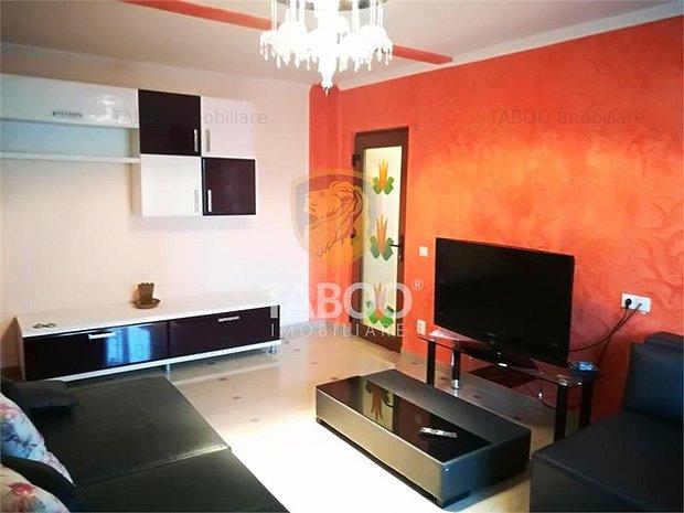 Apartament de lux 3 camere 2 bai 2 balcoane de inchiriat pe Alba-Iulia - imaginea 1