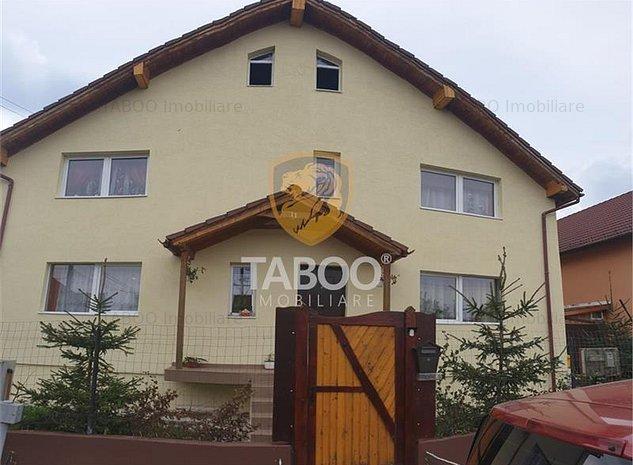 Apartament 3 camere si gradina de inchiriat la casa zona Tineretului - imaginea 1