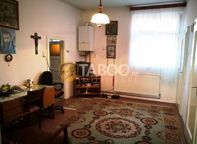 Casa cu 6 camere 246 mp utili de vanzare in Sibiu zona Terezian - imaginea 1