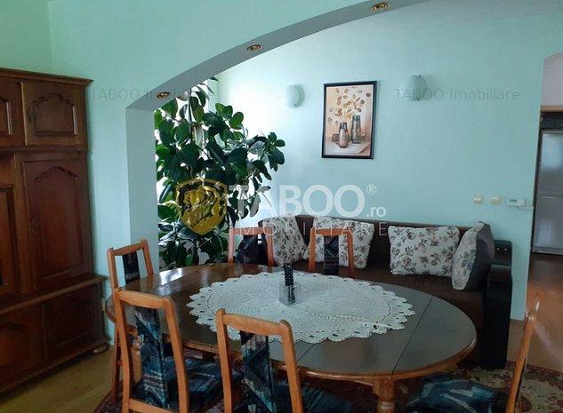 Casa individuala 170 mp de inchiriat garaj terasa zona Tilisca Sibiu - imaginea 1