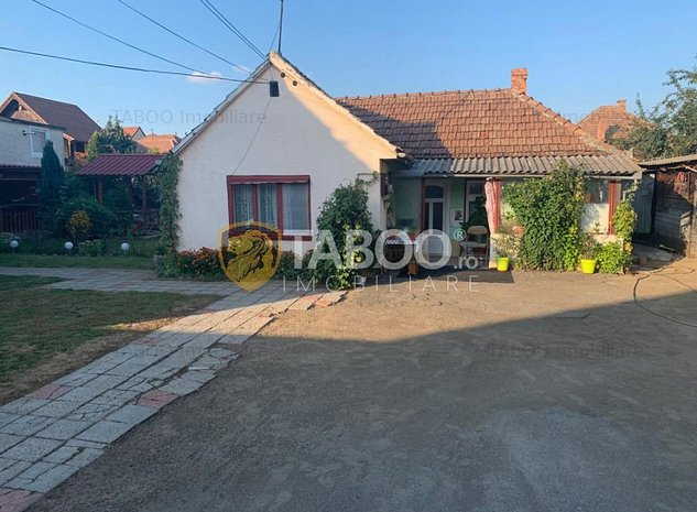 Casa individuala de vanzare in zona Lazaret din Sibiu - imaginea 1