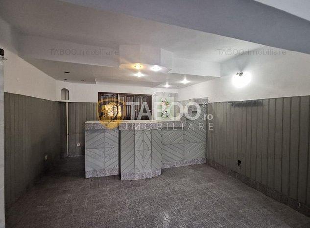 Casa cu 6 camere curte si 2 balcoane de inchiriat in Turnisor Sibiu - imaginea 1