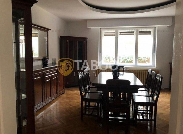 Casa de inchiriat cu 4 camere in Sibiu zona Centrala - imaginea 1