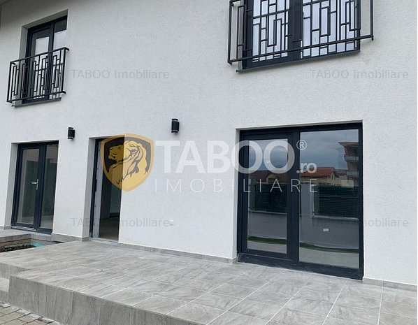 Casa individuala 130 mp utili in Sibiu zona Tilisca de vanzare - imaginea 1