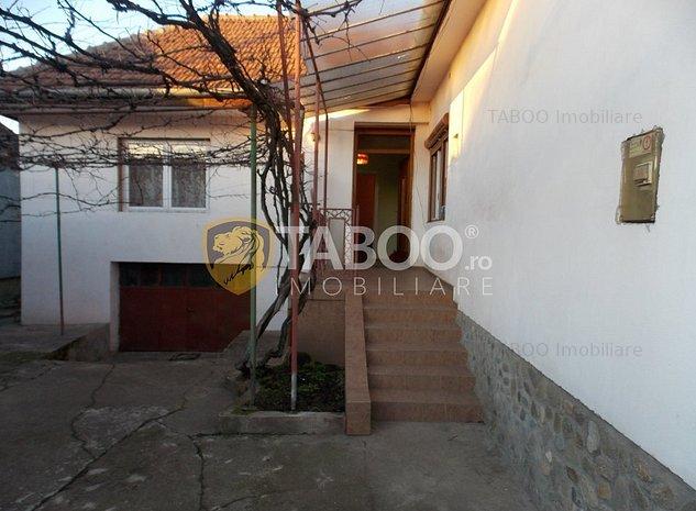 Casa de inchiriat in Sibiu 3 camere zona Trei Stejari - imaginea 1