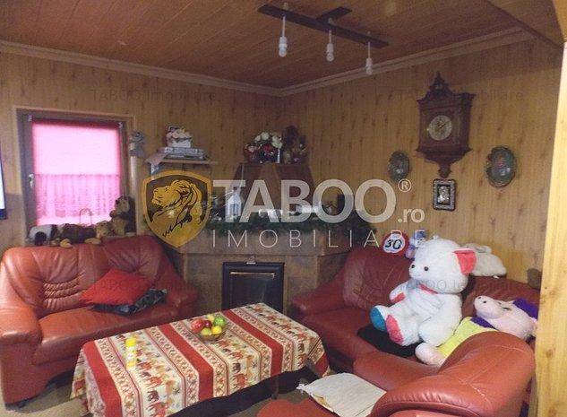 Casa individuala de inchiriat cu 4 camere in Sibiu zona Mihai Viteazu - imaginea 1