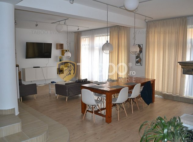 Casa de vanzare cu 9 camere in zona Strand din Sibiu - imaginea 1