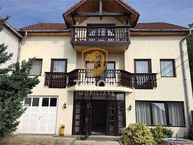 Casa de închiriat 5 camere, în Sibiu, zona Central