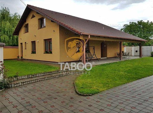 Casa noua cu 3 camere de vanzare in Sebes judetul Alba - imaginea 1