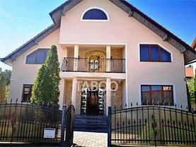 Casa de închiriat 5 camere, în Sibiu, zona Calea Dumbravii