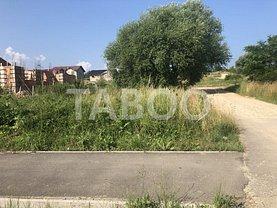 Teren constructii de vânzare, în Sibiu, zona Arhitecţilor - Calea Cisnădiei