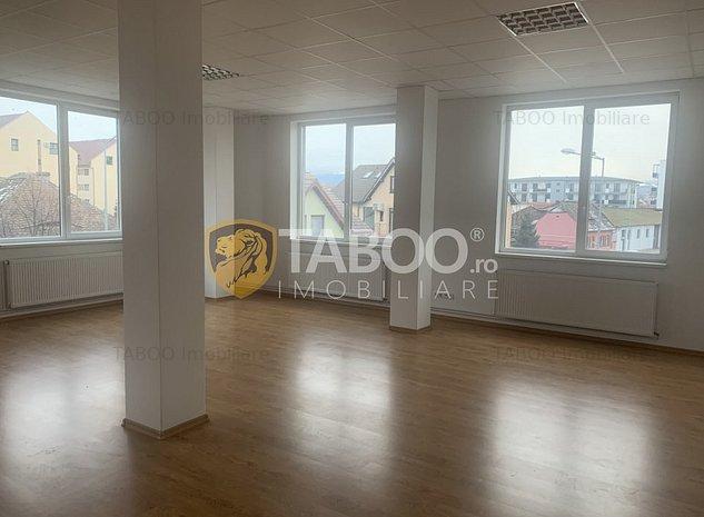 Spatiu birouri 60 mp de inchiriat in zona Turnisor din Sibiu - imaginea 1