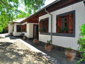 Casa de vânzare 7 camere, în Mogosoaia, zona Central