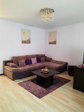 Vanzare apartament 3 camere bloc nou in Centru- Pta Mihai Viteazul, Cluj-Napoca - imaginea 1