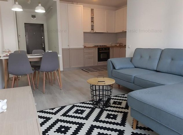 Vanzare apartament 3 camere finisat zona Auchan Iris, Cluj-Napoca - imaginea 1