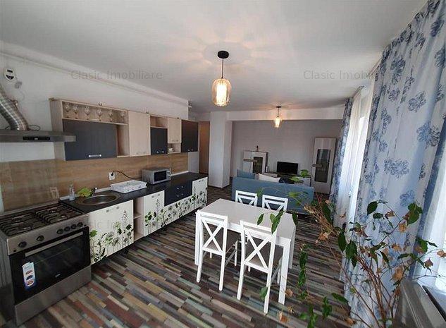 Vanzare apartament 2 camere modern in Dambul Rotund- Fabrica de Sport - imaginea 1
