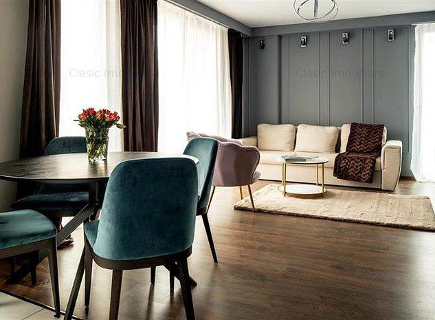 Inchiriere apartament 2 camere de LUX zona Buna Ziua, Cluj-Napoca - imaginea 1