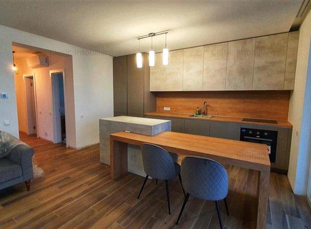 Inchiriere apartament 3 camere de LUX, NOU in Andrei Muresanu, Cluj Napoca - imaginea 1